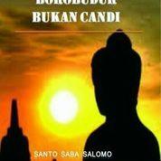 Borobudur Bukan Candi