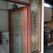 Kaca Patri Kuningan/Brass Art Glass Fortuna Art Yogyakarta (13811625) di Kab. Sleman