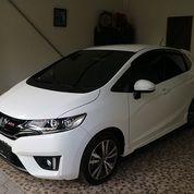 Jazz RS Th 2015 Pmk Asli Bali Manual Warna Putih Mobil Simpanan (13813887) di Kota Denpasar