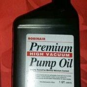 Oil Pump Premium High Vacuum,Robinair 13203