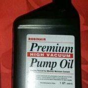 Oil Pump Premium High Vacuum,Robinair 13203