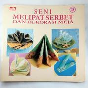 Seni Melipat Serbet Dan Dekorasi Meja (13830177) di Kota Medan