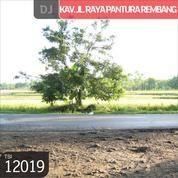 Kavling Jl. Raya Pantura Rembang-Tuban, Rembang, Jawa Tengah, 10000 M, SHM (13845229) di Kab. Rembang