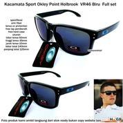 Kacamata Sport Holbrook Vr46 Full Set - Biru BAYAR DITEMPAT (13855357) di Kota Jakarta Timur