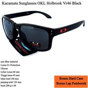 Kacamata Holbrook Vr46 Full Set - Black (13855463) di Kota Jakarta Timur