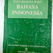 Tata Bahasa Baku Indonesia