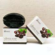 Hanasui Coffee Soap BPOM Original - Sabun Kopi