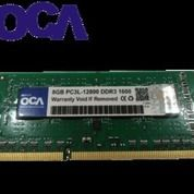 SODIMM 8GB PC3L-12800 DDR3 1600 OCA MEMORY LAPTOP (13879621) di Kota Surabaya
