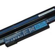 Baterai ORIGINAL Acer Asp One D255 D270 AO522 AO722 3Cell Black/White (13895897) di Kota Surabaya