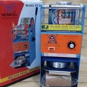 Mesin Seal Gelas Cup Sealer Sea Gull SG-D8