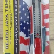Silet Cutter Knife American Flag TAT Tools