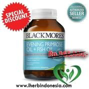 Blackmores Evening Primrose Oil + Fish Oil (100) (13908213) di Kota Medan