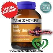 Blackmores Kids Body Shield (60) (13908411) di Kota Medan