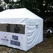 Tenda Posko Pmi