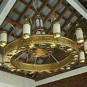 Lampu Al Murobby Kuningan Masjid (Murroby Lamp) (13925489) di Kab. Sleman