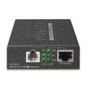 PLANET VC-231G 1-Port 10/100/1000T Ethernet To VDSL2 Converter (13925827) di Kota Jakarta Pusat