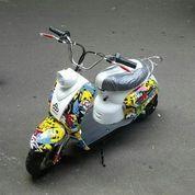 Motor Scoopy Ana Dan Dewasa