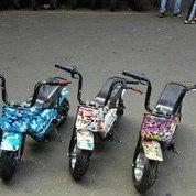 Motor Mini Scoopy Ana Dan Dewasa