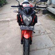 Kawasaki Ninja Z 250 Tahun 2014 Pow Km