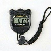 Stopwatch Olahraga Chronograph Digital