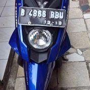 Yamaha X Ride 2014 Warna Biru (13951899) di Kota Tangerang Selatan