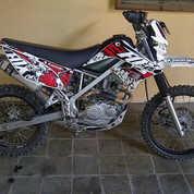 Motor Kawasaki Klx Tahun 2015