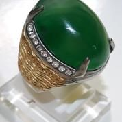 Green Chalcedony Pict C Kode 105 (13955961) di Kota Bekasi
