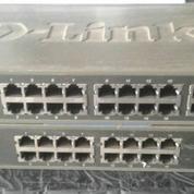 D-LINK Des 1024A Dan D-LINK Des1016A Berkualitas Garansi Boss