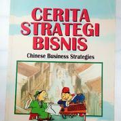 Buku Bekas Cerita Strategi Bisnis