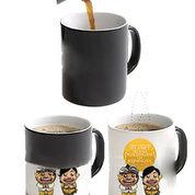 Mug Berubah Warna   Cetak Mug Bunglon(Magic Mug/ Ajaib) (13983167) di Kota Tangerang
