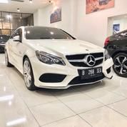 Mercedes-Benz E250 COUPE 2.0 AT 2013 KM 65RB