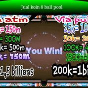 8 Ball Pool Seller Koin Murah