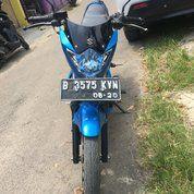 Motor Suzuki Satria Fu 150 Tahun 2015 (14009579) di Kota Bandung