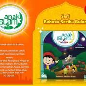 CD Pendidikan Anak Islam4 (RAHASIA SERIBU BULAN ) Akal Interaktif (14009987) di Kab. Sukoharjo