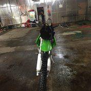 Motor Kawasaki KLX 150 2014 (14010613) di Kota Bandung