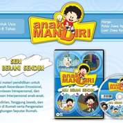 CD Pendidikan Anak Mandiri (AKU BERANI SENDIRI) Akal Interaktif (14011107) di Kab. Sukoharjo