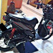 Yamaha X Ride Tahun 2016 Hitam Modif Standar (14011535) di Kota Jakarta Utara