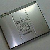 Baterai ORIGINAL Apple Macbook A1150 A1175 A1211 A1260 A1226 Silver (14022605) di Kota Surabaya