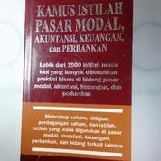 Buku Bekas Kamus Istilah Pasar Modal (14028829) di Kota Medan