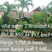 VILLA ASTER 2 SRONDOL KULON