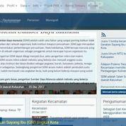 Website Kecamatan (14038171) di Kab. Kerinci