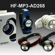 Headphone AD-268 Ekstra Bass Murah SVT Rp95.000/Pcs