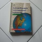 Hukum Perdata Internasional Indonesia III (14057103) di Kota Bandung