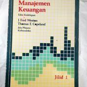 Buku Bekas Manajemen Keuangan