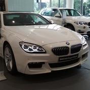 BMW 640i Coupe M Sport