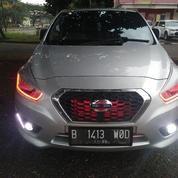 Datsun Go+ T-Option Silver