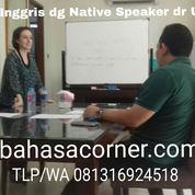 Private Bahasa Inggris Dengan Native Speaker (14083561) di Kota Jakarta Selatan