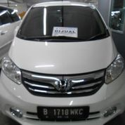 Honda Freed PSD 2013 Warna Putih