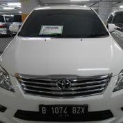 Toyota Innova V 2012 Warna Putih (14090899) di Kota Balikpapan