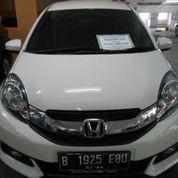 Honda Mobilio E M/T 2016 Warna Putih (14090909) di Kota Balikpapan
